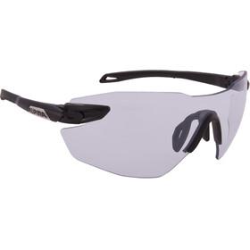 Alpina Twist Five Shield RL VL+ Glasses black matt